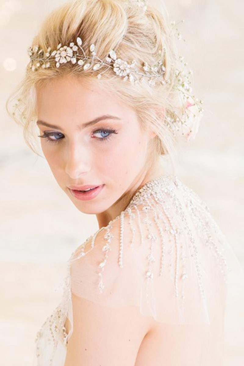 Hairpiece For Wedding